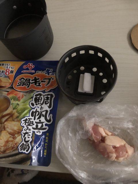 ちょっと本格的な鳥釜飯も作ってみようではないか