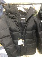 しまむらダウンジャケット。今年のモデルは700FP。そして安い